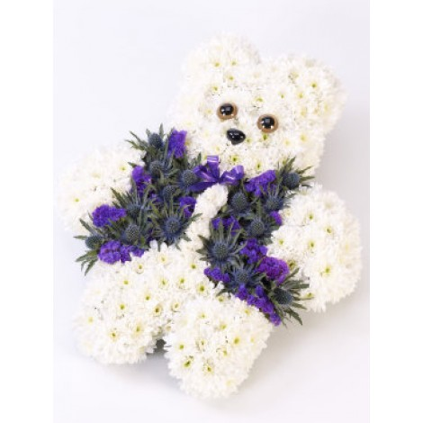 Teddy Bear Tribute - Blue