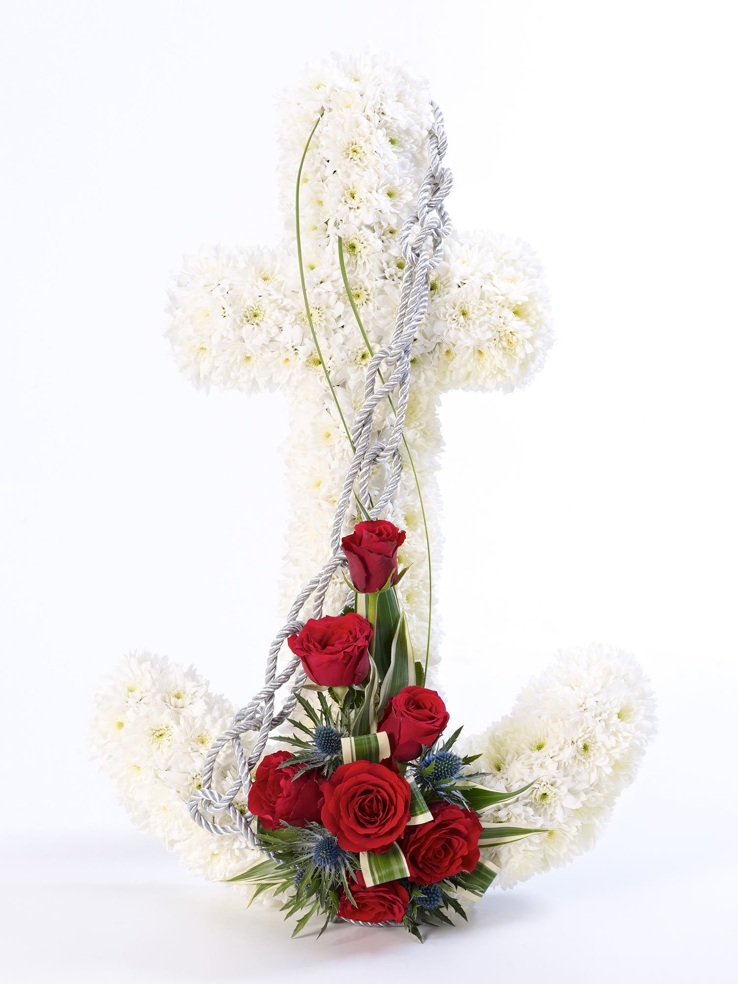Blooms for flowers glasgow first choice florist anchor tribute anchor tribute izmirmasajfo