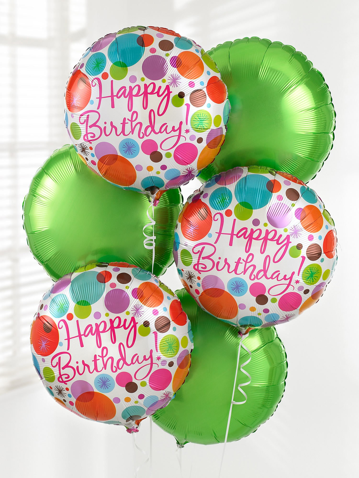 Same Day Flower Delivery Click Collect Happy Birthday Balloon Bouquet