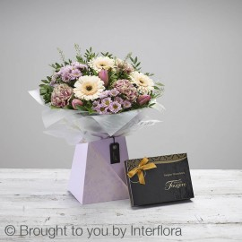 Mothers day hand tied gift set