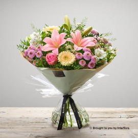 Mother's Day Pastels Hand-tied