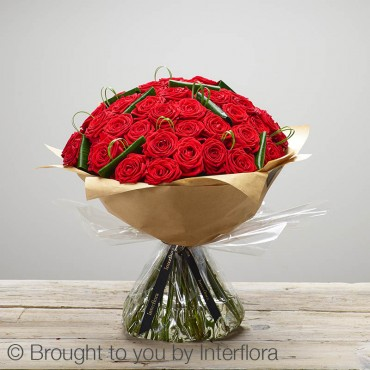 Forever Rose Hand-tied